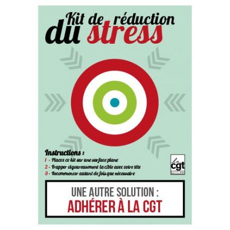 """Flyer """"Kit de réduction du stress"""""""