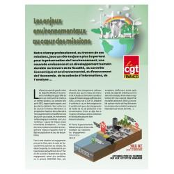 Missions au coeur des enjeux environnementaux (4 pages)