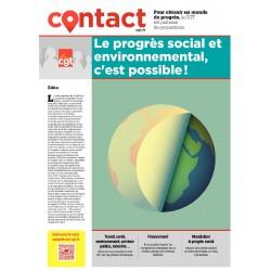 Le progrès social et environnemental, c'est possible ! 4 pages