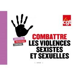 Guide CGT : Combattre les violences sexistes et sexuelles