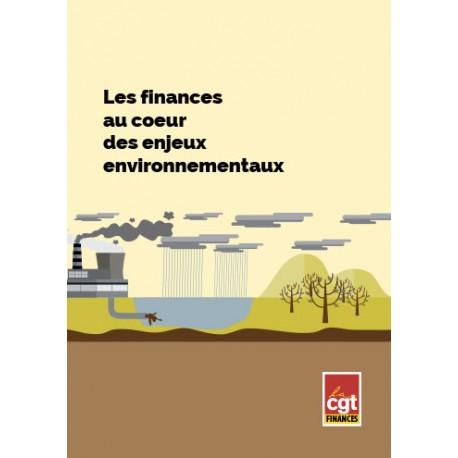 Brochure Les finances au coeur des enjeux environnementaux