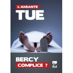 """Affiche """"L'amiante tue : Bercy complice ?"""""""