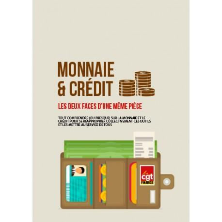 Pré-commande brochure sur la monnaie et le crédit