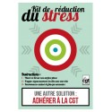 "Flyer ""Kit de réduction du stress"""