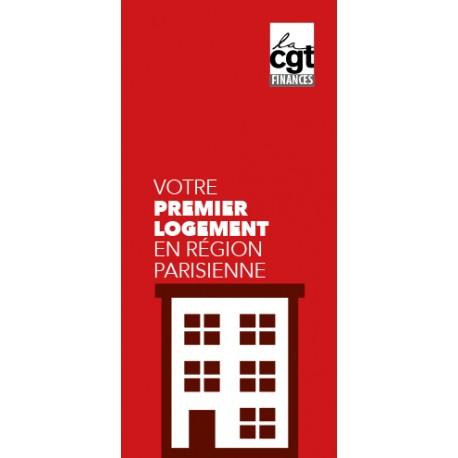 Dépliant : votre premier logement en région parisienne