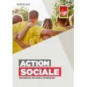 Action sociale : fonctionnement, prestations et revendications (Brochure) EDITION 2019
