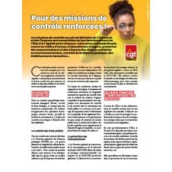 Contrôle : missions à renforcer (4 pages)